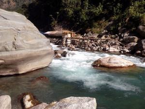 Rangit river