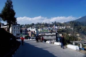 Ravangla-Town