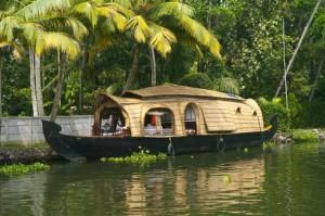 houseboat alleppey kerela
