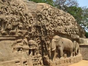 mahabalipuram Arjunas Penance