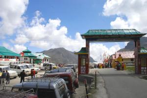 Baba Harbhajan Temple - Nathula pass