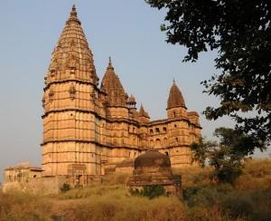 Chaturbhuj Temple - Orchha