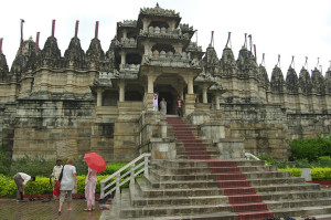 Chaumukha Jain Temple - Rankapur