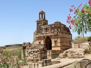 Chittorgarh ruins