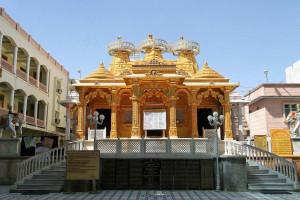 Jain Golden Temple - Falna Rajasthan