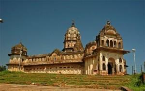 Lakshmi Narayan temple - Orchha