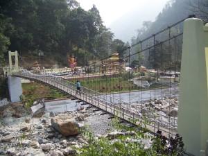 Legship - bridge shiva temple