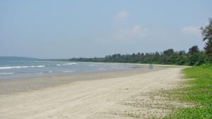 Muzhpilangad Beach kannur