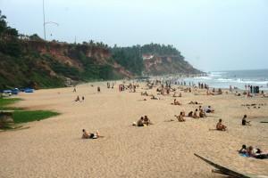 Papanasam Beach - Varkala