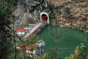 Rangit River Dam