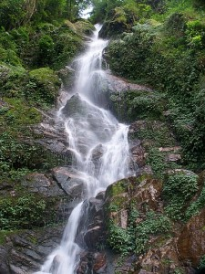 Rimbi Waterfalls