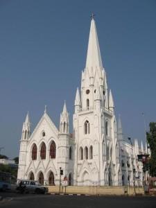 San Thome Cathedral Basilica - chennai