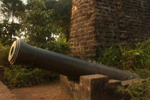 St. Angelo Fort- Kannur