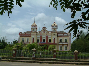 Town Hall thrissur