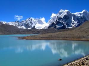 Tsomgo Lake - sikkim