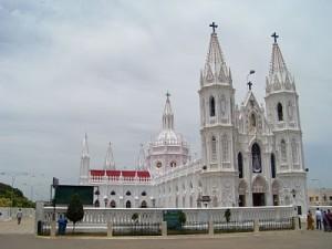 Velankanni of Tiruchirappalli