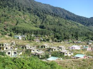 Yuksom village Sikkim