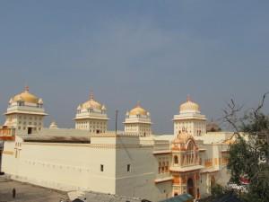 ram raja temple - orchha