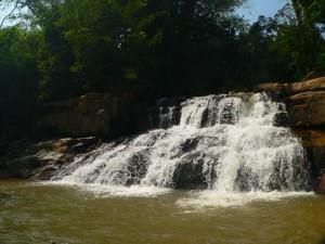 Achakanya Falls