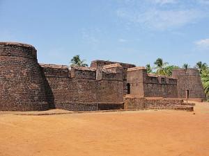 Bekal Fort Entrance
