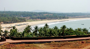 Bekal Fort - Pallikere Beach view