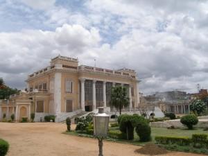 Chowmahalla Palace Southern Courtyard