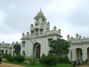 Chowmahalla palace Khilwat Clock