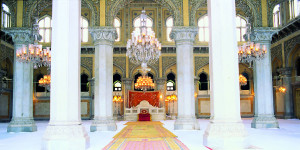 Chowmahalla palace durbar hall