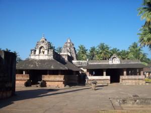 Madhukeshwara temple - Banavasi