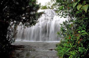 Thommankuth waterfalls