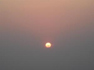 agumbe sunset