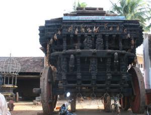 banavasi old ratha