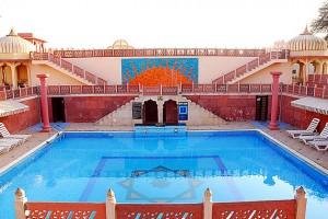 pool chokhi dhani-jaipur