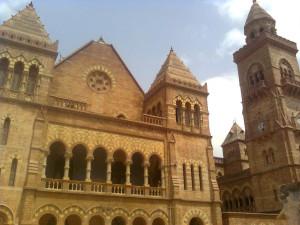 Aina Mahal ( mirror palace) Bhuj