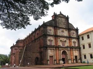 Basilica Of Bom Jesus-Goa