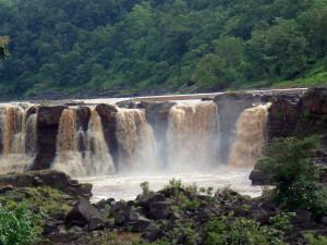 Gira falls-saputara
