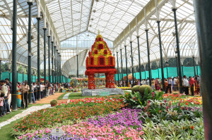 Lalbagh Flower Show Bangalore