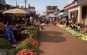 Mapusa market-Goa