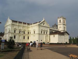 Se Cathedral, Velha Goa