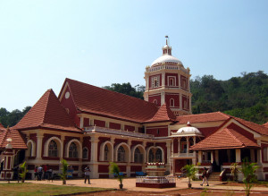ShantaDurga Temple Goa