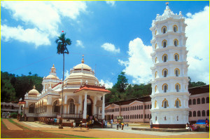 Shri Mangesh Temple Goa
