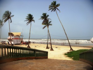 colva beach Goa resort
