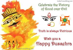 happy dussehra - Greeting
