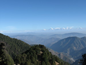 kumaon hills