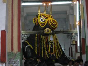 Bangalore Bull Temple