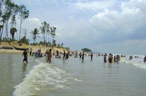 Digha beach
