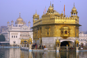 Golden Temple Amritsar ( Harmandir Sahib )
