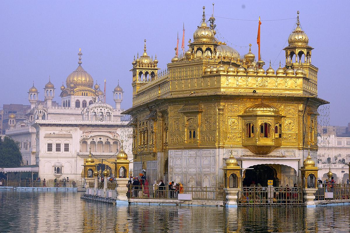 Golden Temple Amritsar...