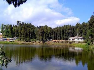 Mirik Lake Darjeeling