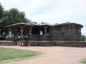 Thousand Pillars Temple warangal